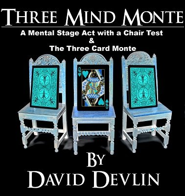 Three Mind Monte by David Devlin
