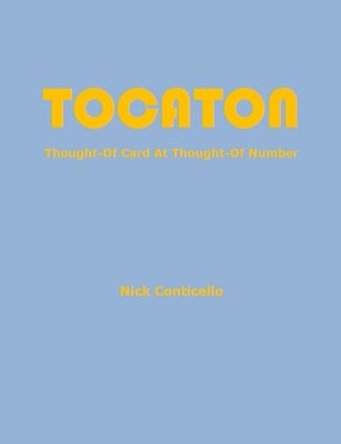 TOCATON (Italian) by Nick Conticello