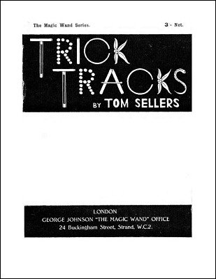 Trick Tracks by Tom Sellers