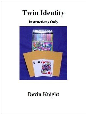Twin Identity by Devin Knight