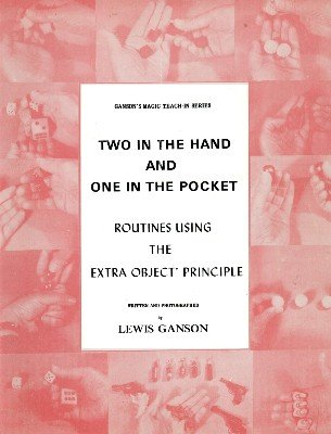 Two in the Hand and One in the Pocket Teach-In (used) by Lewis Ganson