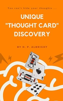"Unique ""Thought Card"" Discovery by Howard P. Albright"